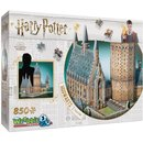 Pussel Harry Potter 3D Hogwarts Great Hall 850 bitar
